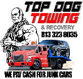 Top Dog Towing | Logo
